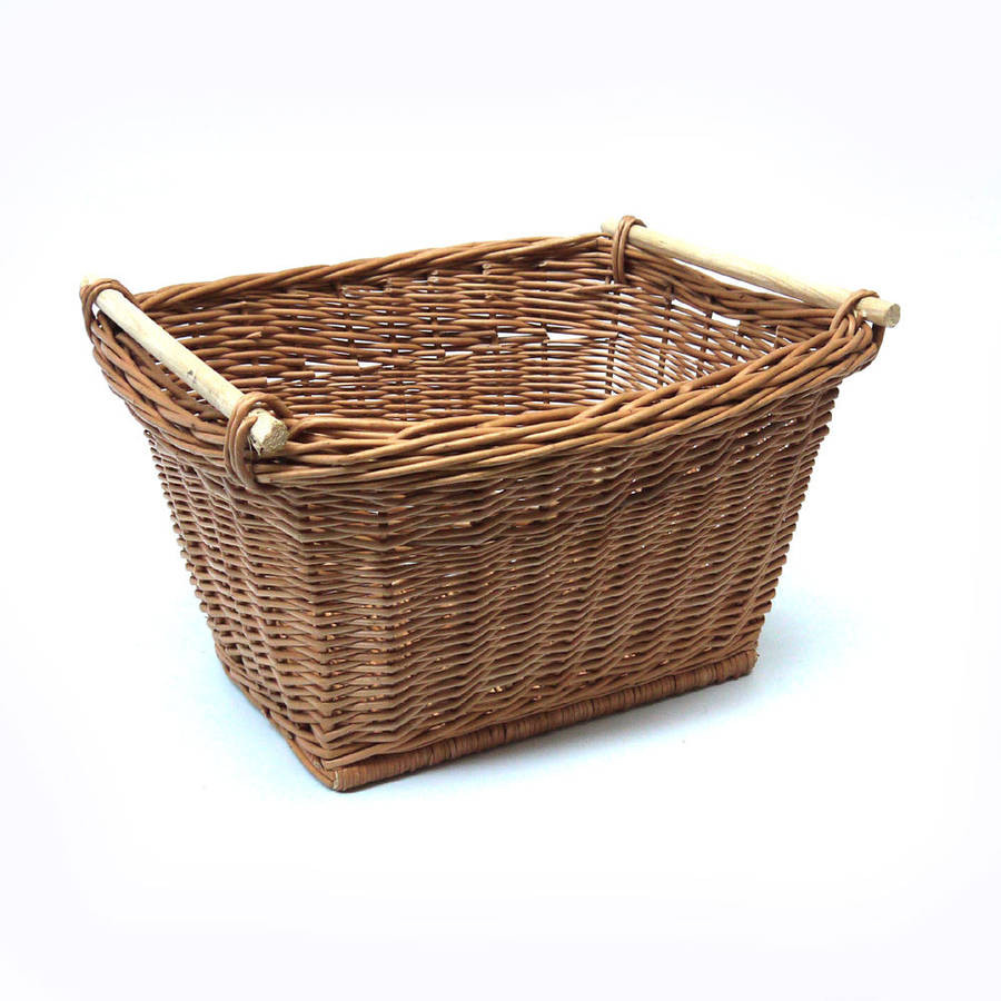 Kitchen Storage Baskets  large wicker kitchen storage basket by prestige wicker