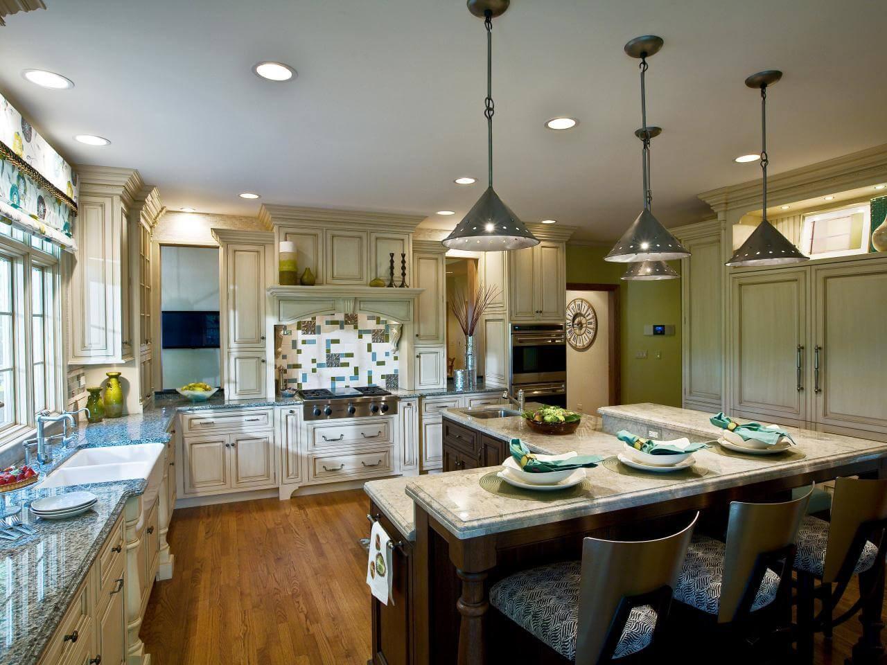 Kitchen Under Cabinet Lighting Options  Kitchen Lighting Choosing the Best Lighting for Your