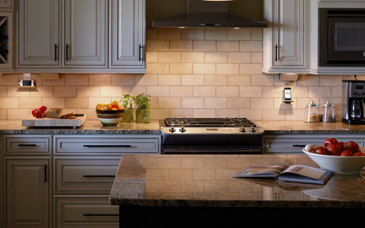 Kitchen Under Cabinet Lighting Options  The Best in Undercabinet Lighting