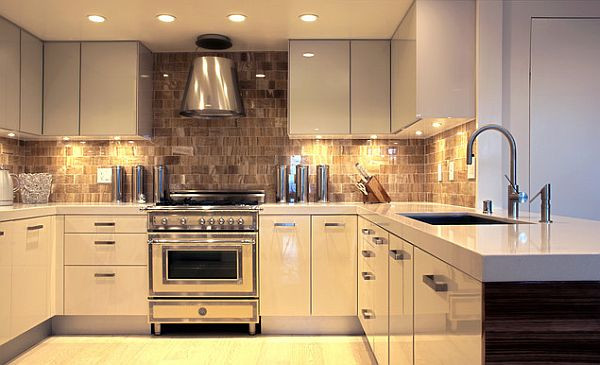 Kitchen Under Cabinet Lighting Options  Under Cabinet Lighting Adds Style and Function to Your Kitchen