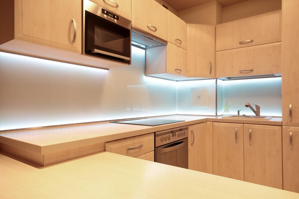Kitchen Under Cabinet Lighting Options  Undercabinet Lighting Ideas