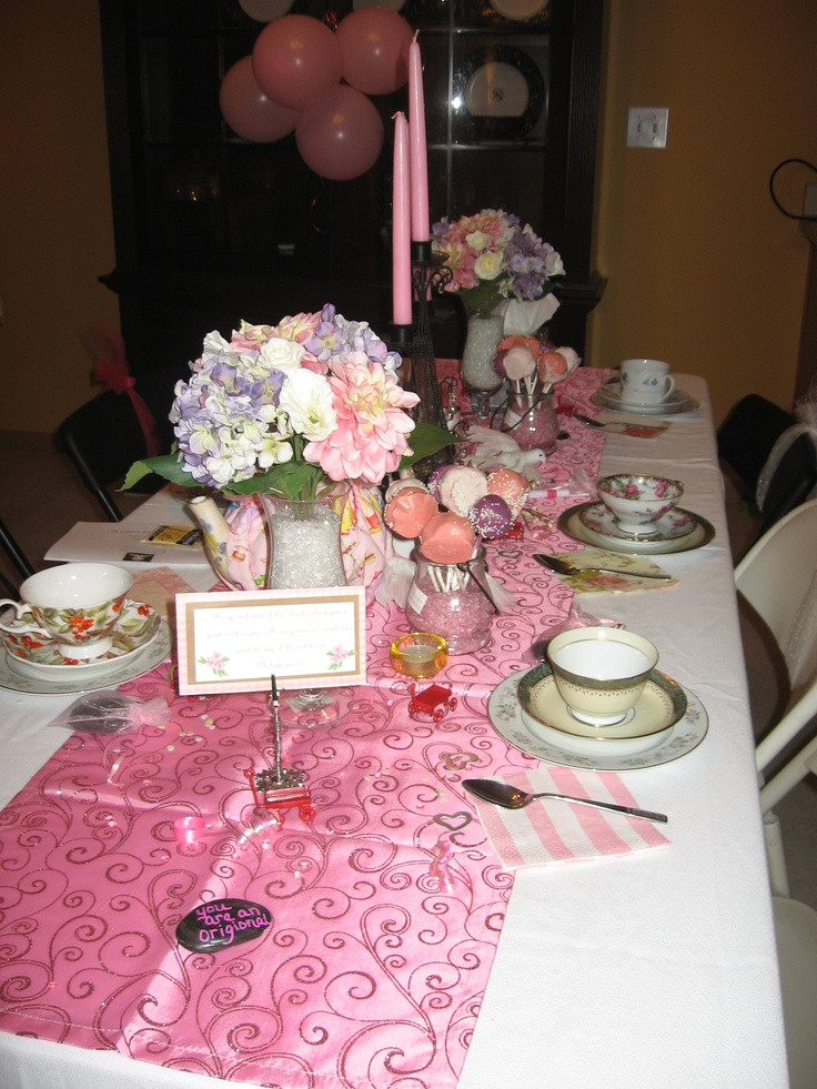 Ladies Tea Party Ideas  17 Best images about mama teaparty on Pinterest