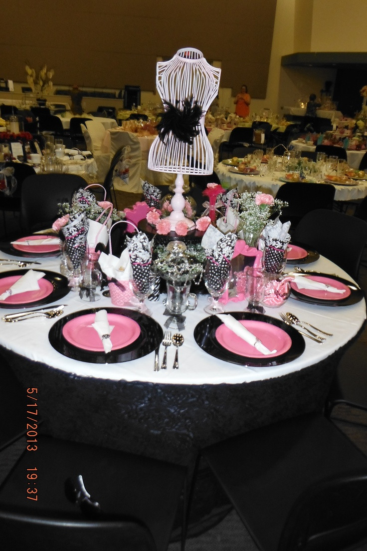 Ladies Tea Party Ideas  Creative tables for the La s Tea at The Grove Church