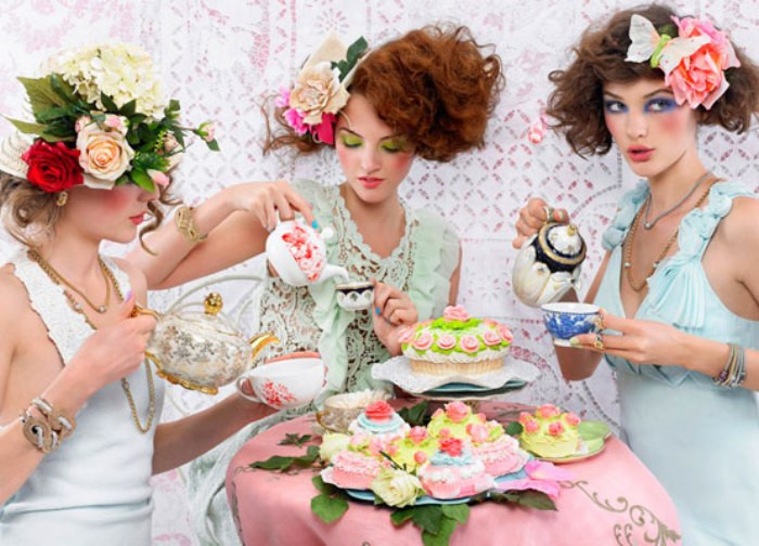 Ladies Tea Party Ideas  A Tale of Afternoon Tea History and Etiquette