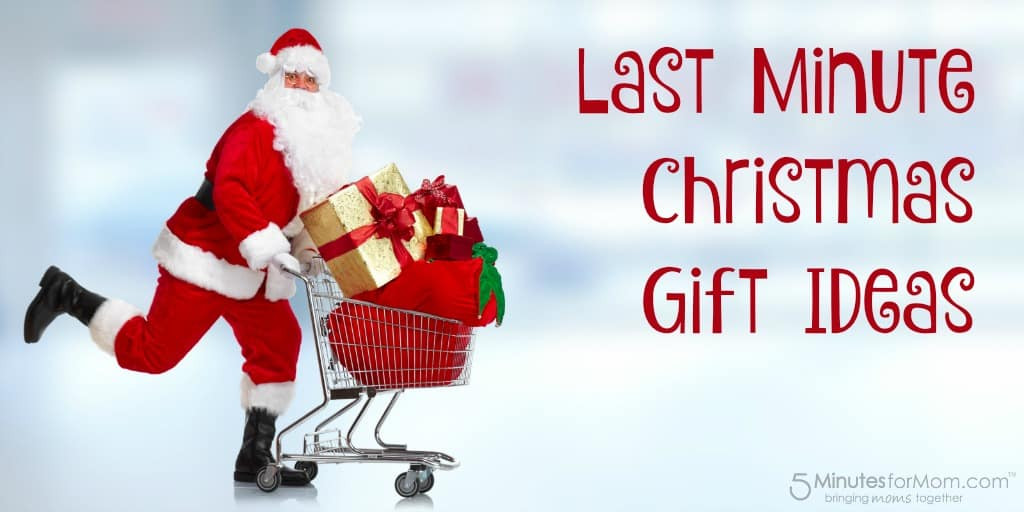 Last Minute Holiday Gift Ideas  Last Minute Christmas Gift Ideas for Kids ListToppers 5
