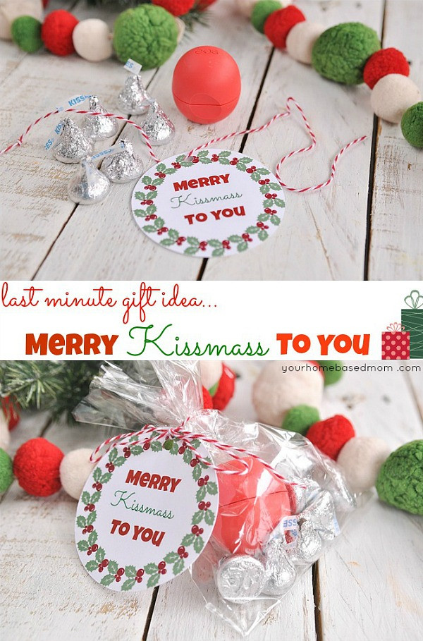 Last Minute Holiday Gift Ideas  Last Minute Christmas Gift Idea Holiday Inspiration