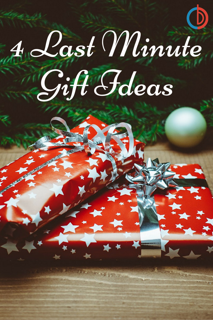 Last Minute Holiday Gift Ideas  4 Last Minute Christmas Gift Ideas BuyDig Blog