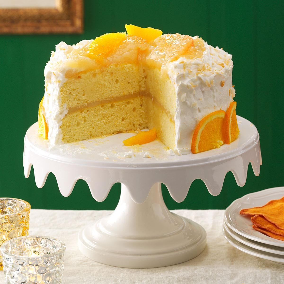 Layered Birthday Cake Recipes  12 Months of Birthday Cake Recipes