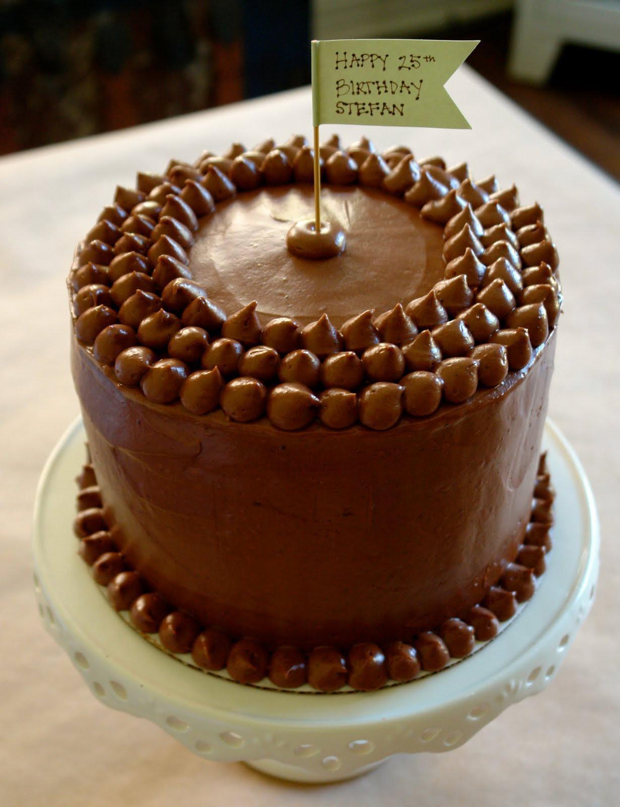 Layered Birthday Cake Recipes  K Bakes 4 Layer Birthday Cake