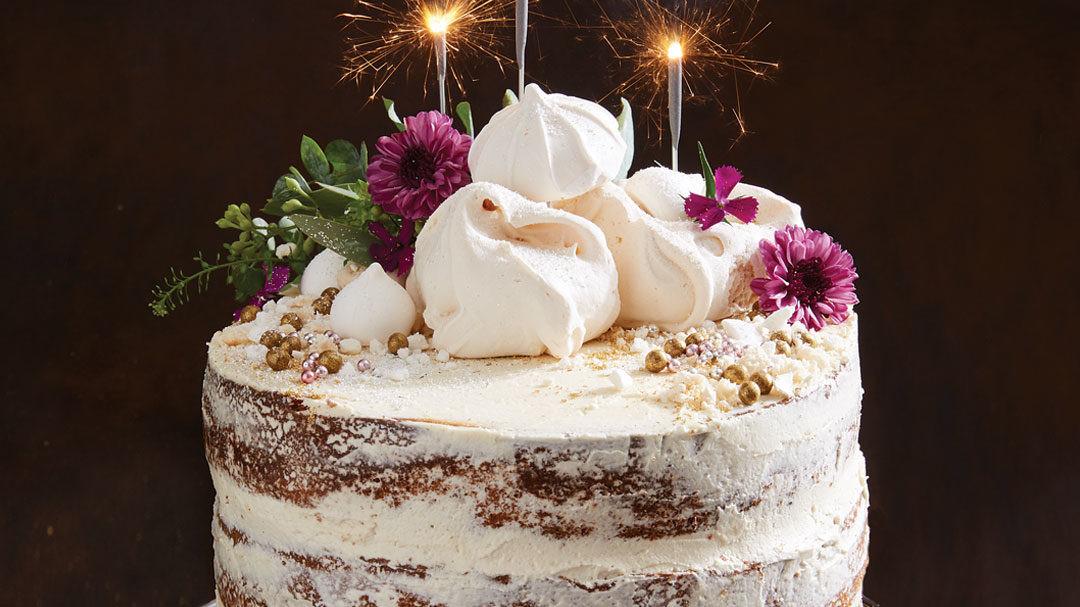Layered Birthday Cake Recipes  Spectacular Layer Cake Recipes FineCooking