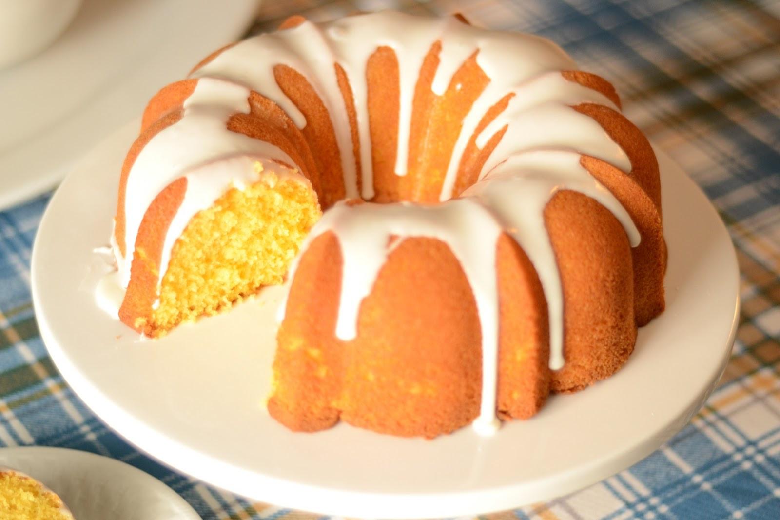 Lemon Bundt Cake From Cake Mix  The Deepe Family Lemon Bundt Cake