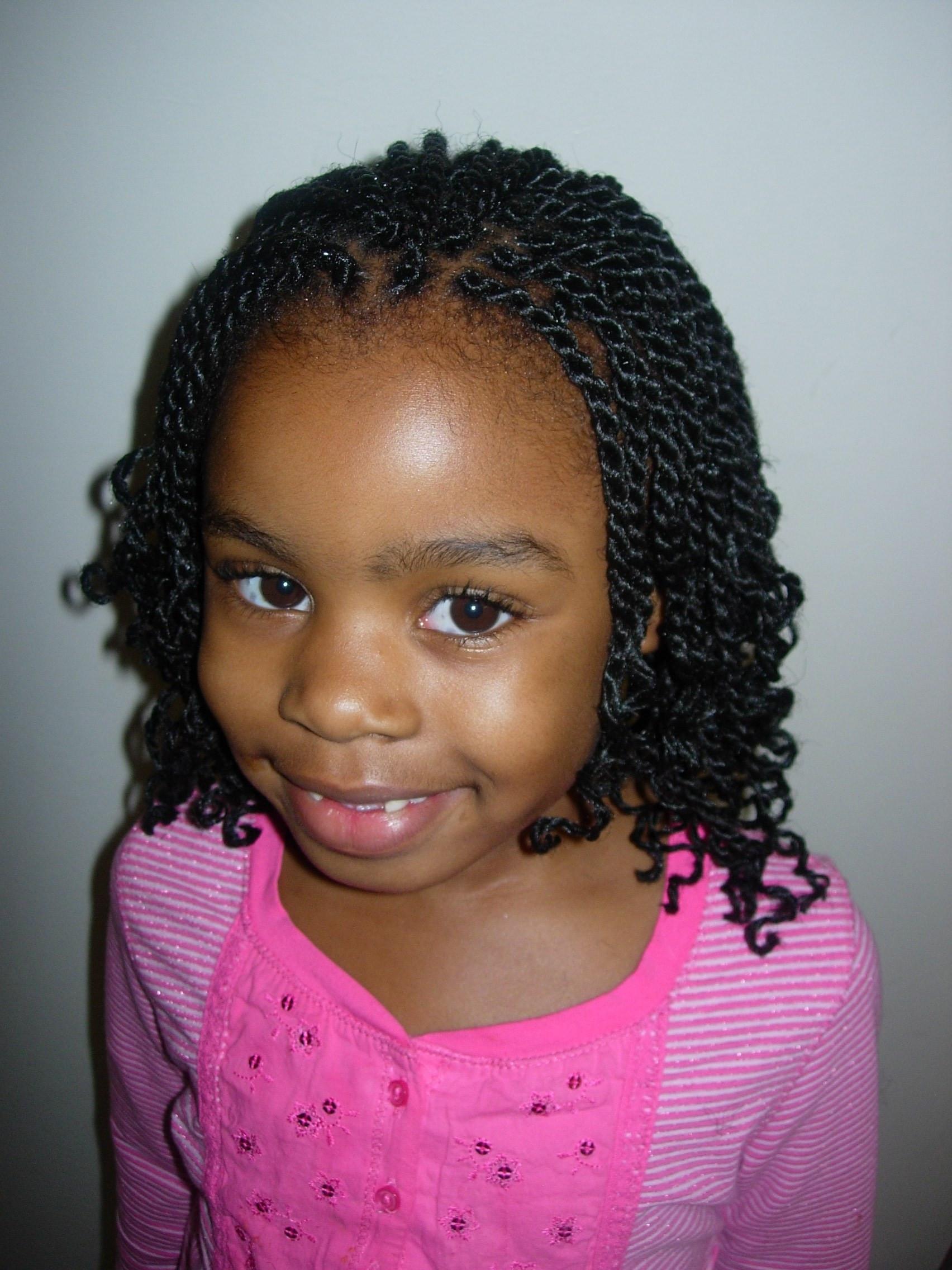 Little Black Girl Hairstyles  9 Best Hairstyles for Black Little Girls