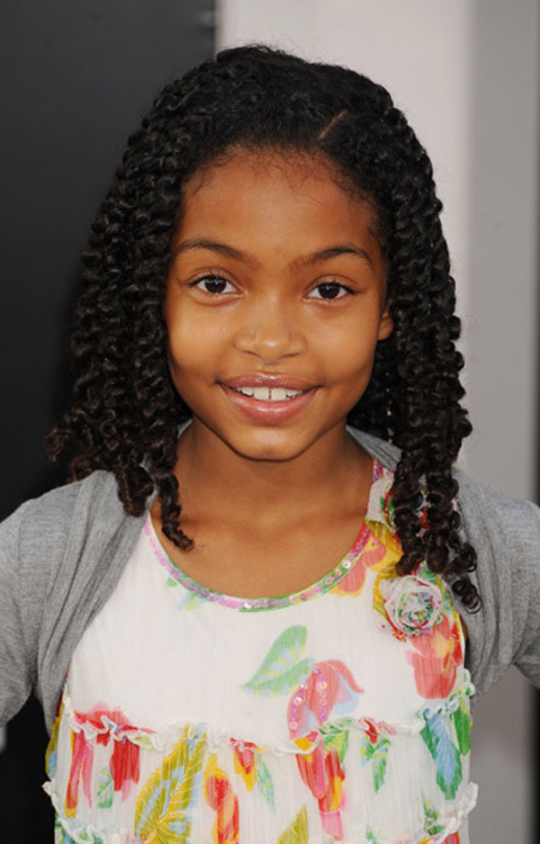 Little Black Girl Hairstyles  Adorable Hairstyles for Your Daughter