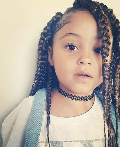 Little Black Girl Hairstyles  40 Cute Hairstyles for Black Little Girls