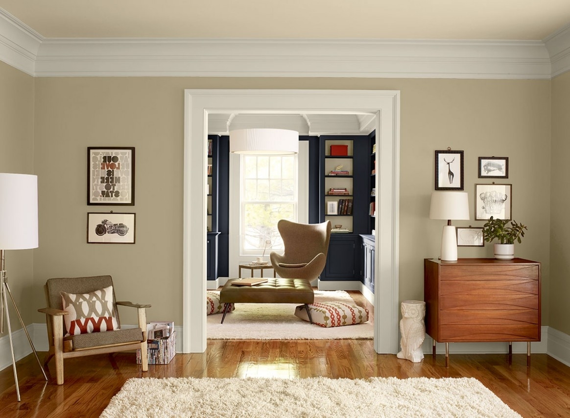 Living Room Paint Color  Best Warm Neutral Paint Colors For Living Room — Randolph