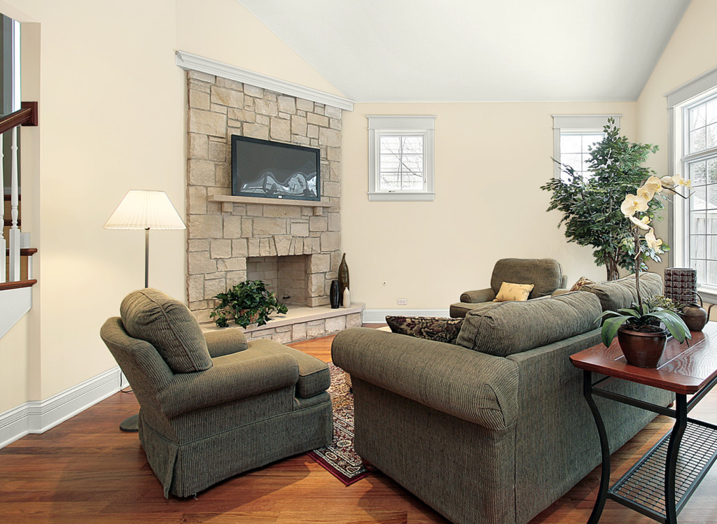 Living Room Paint Color  Glidden Living Room Colors Zion Star