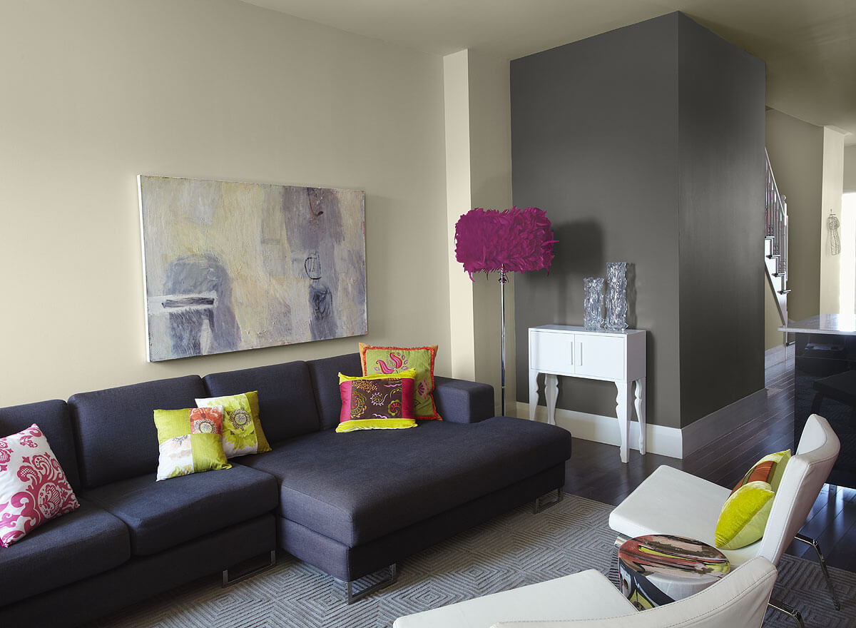 Living Room Paint Color  Paint Ideas for Living Room with Narrow Space TheyDesign