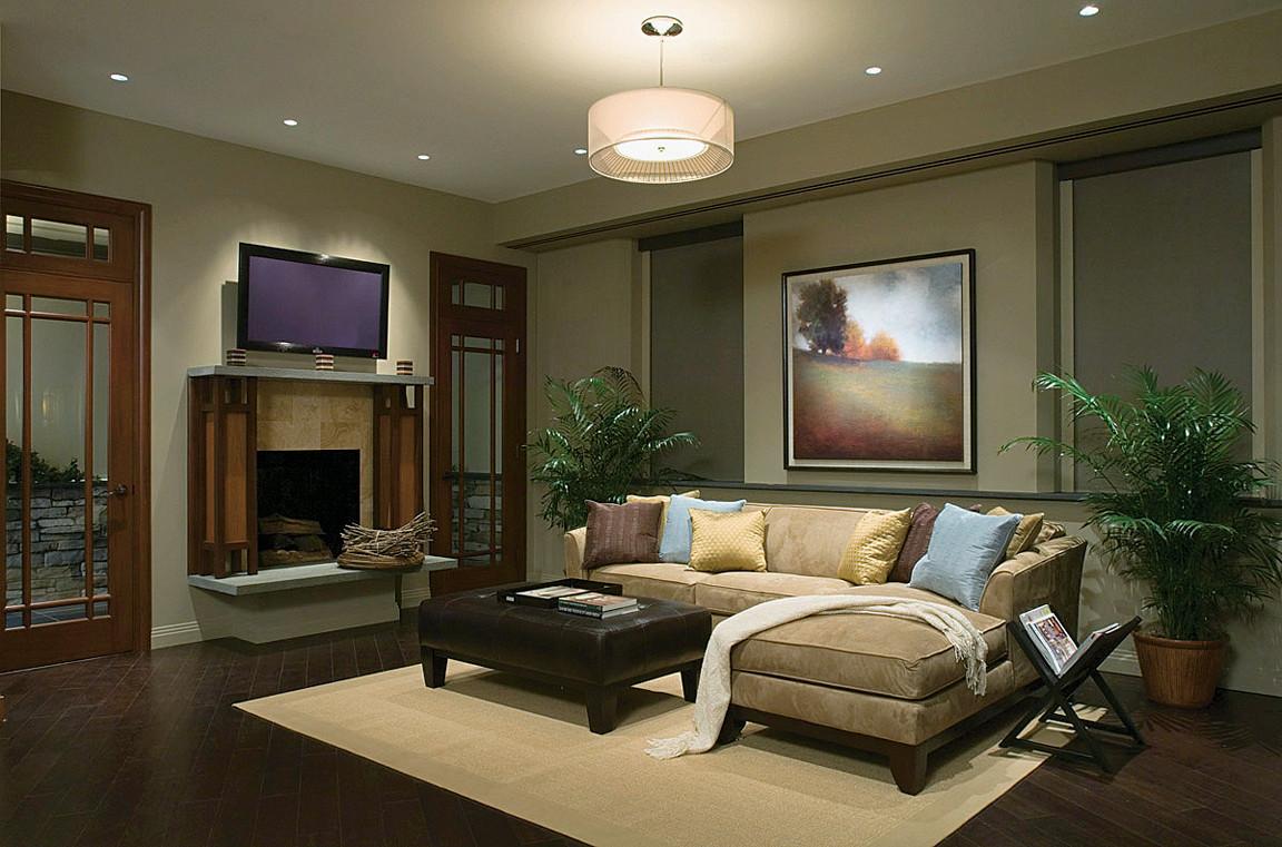 Living Room Spotlights  Fresh Living Room Lighting Ideas For your home Interior