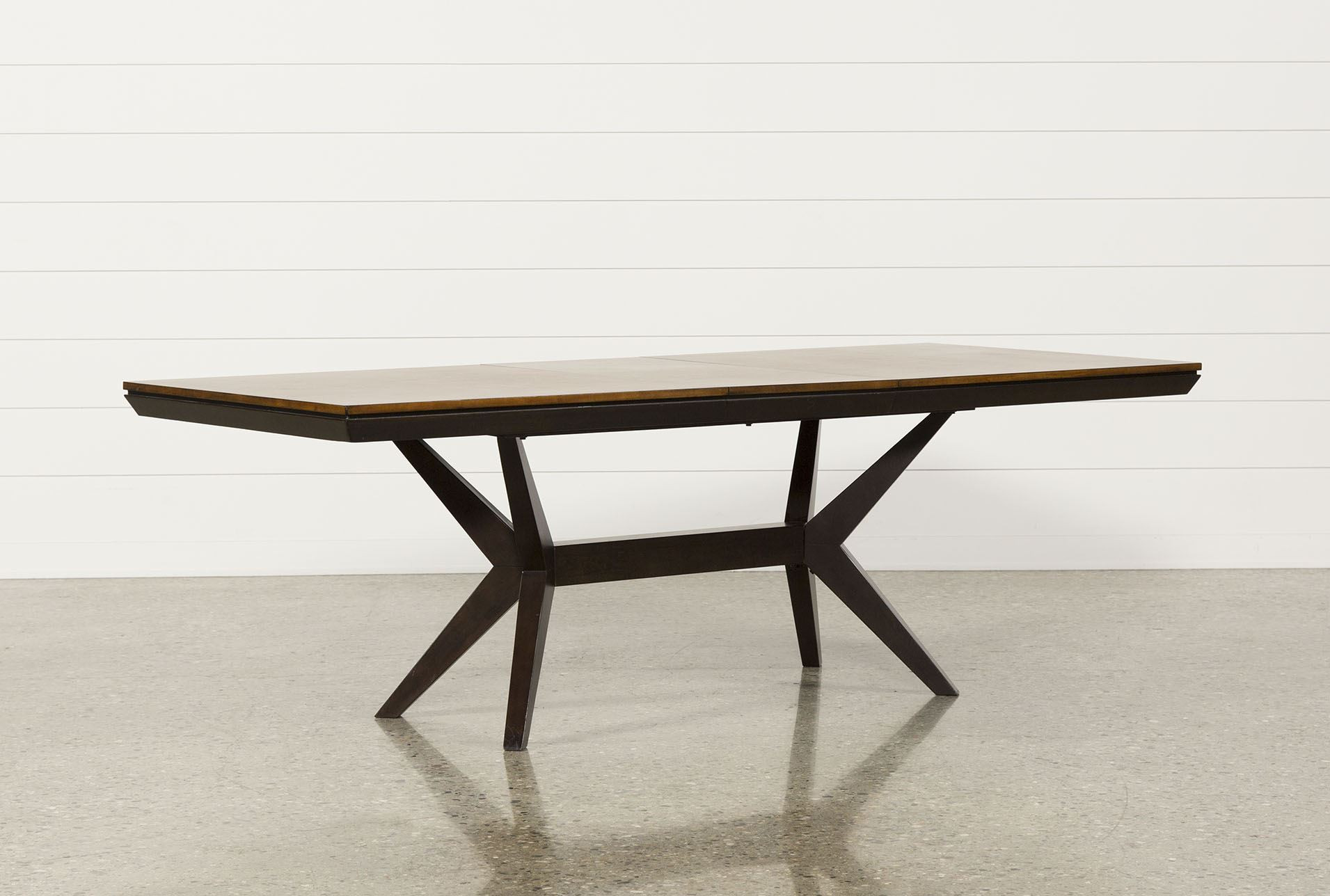 Living Spaces Kitchen Tables  Spencer Extension Rectangle Dining Table Living Spaces