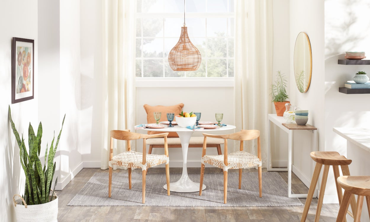 Living Spaces Kitchen Tables  Best Small Kitchen & Dining Tables & Chairs for Small