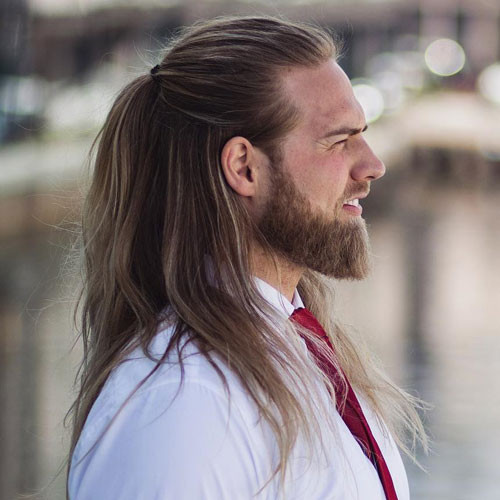 Long Hairstyles For Me  Men With Long Hair 2017