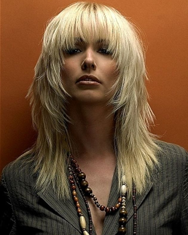 Long Hairstyles For Me  30 Stunning Shag Haircuts To Try This Year
