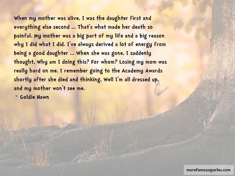 Losing A Mother Quotes From Daughter  Daughter Losing Her Mother Quotes top 2 quotes about