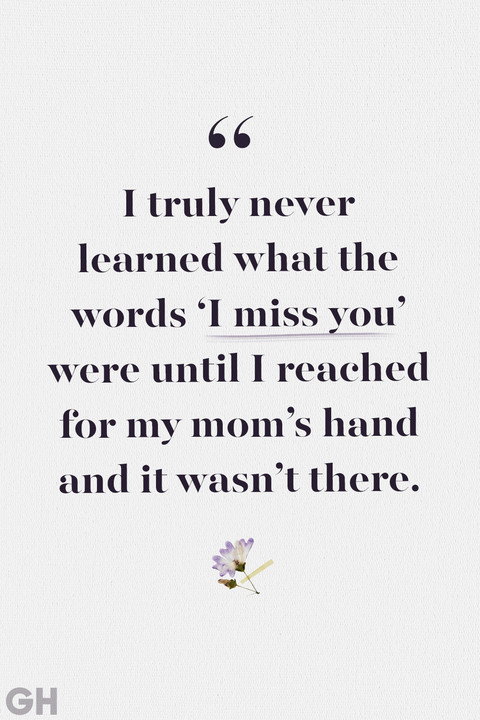 Losing A Mother Quotes From Daughter  24 forting Loss of Mother Quotes Quotes to Remember
