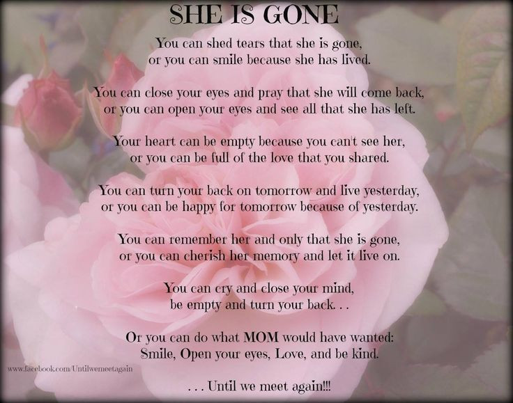 Losing A Mother Quotes From Daughter  Losing A Daughter Memorial Quotes QuotesGram