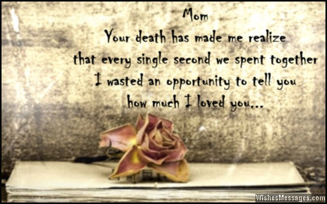 Losing A Mother Quotes From Daughter  Sad Mother Daughter Quotes QuotesGram