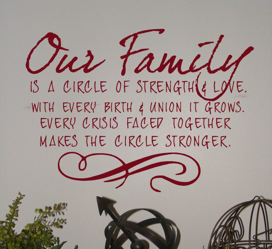 Love Family Quotes  30 Loving Quotes About Family