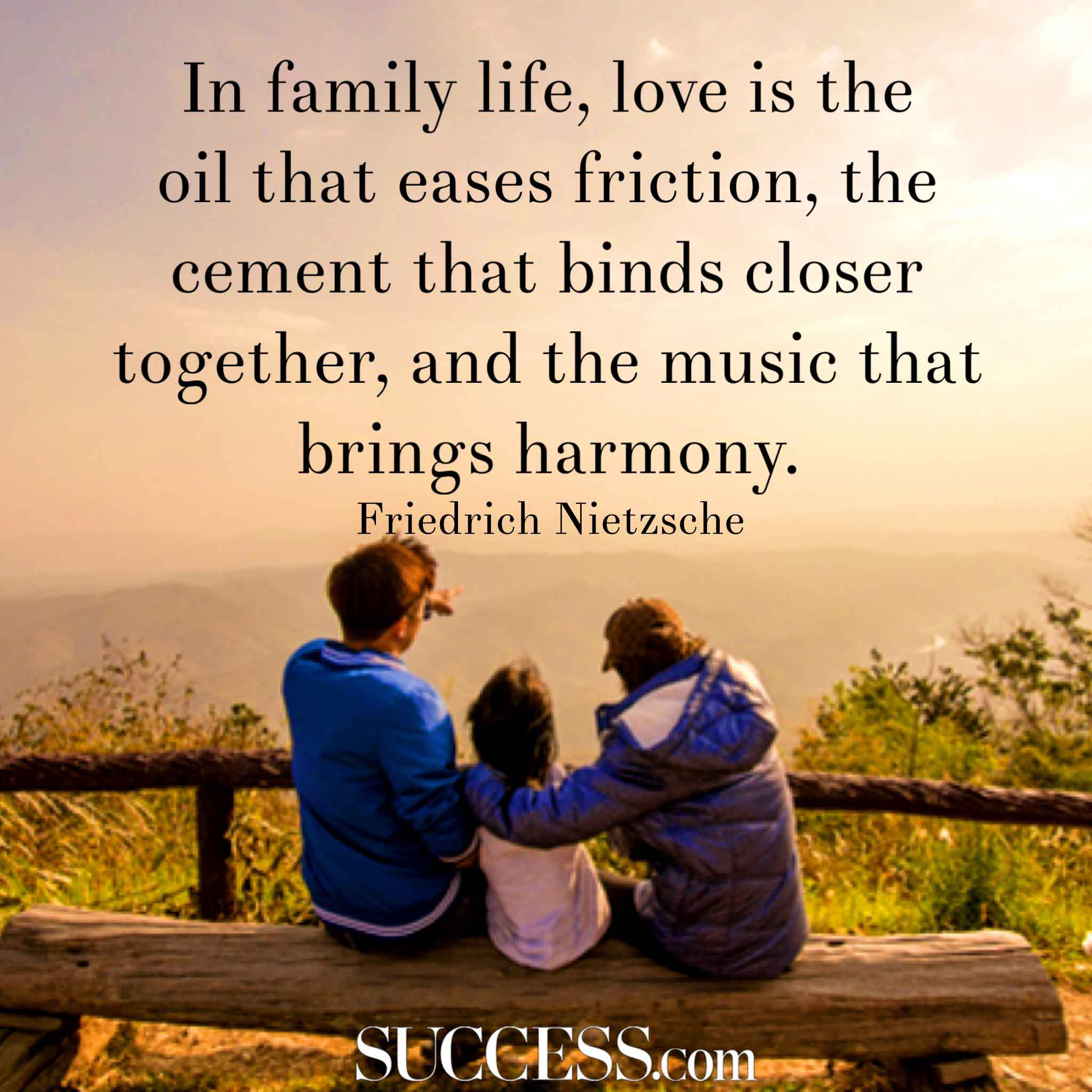Love Family Quotes  55 Most Beautiful Family Quotes And Sayings