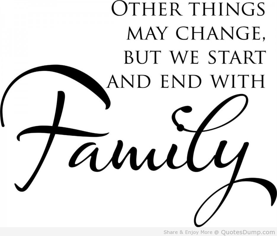 Love Family Quotes  DEVOTIONAL DAY 29—APPRECIATING FAMILY – Belifteddotme