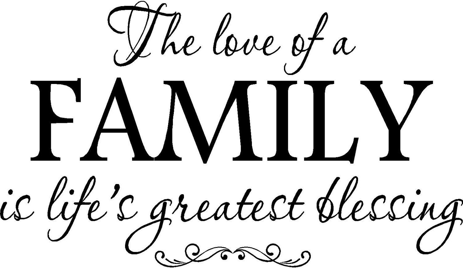 Love Family Quotes  QUOTES ON LOVING FAMILY – StudentsChillOut