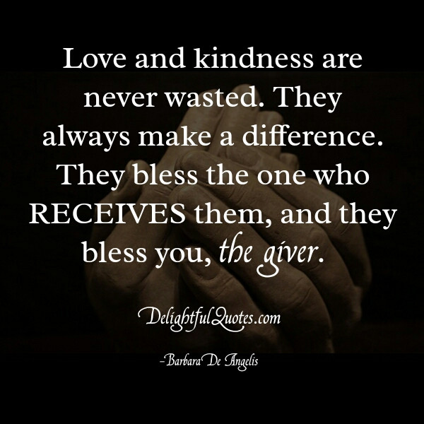 Loving Kindness Quotes  Be Kind but don't let people abuse you – Delightful Quotes