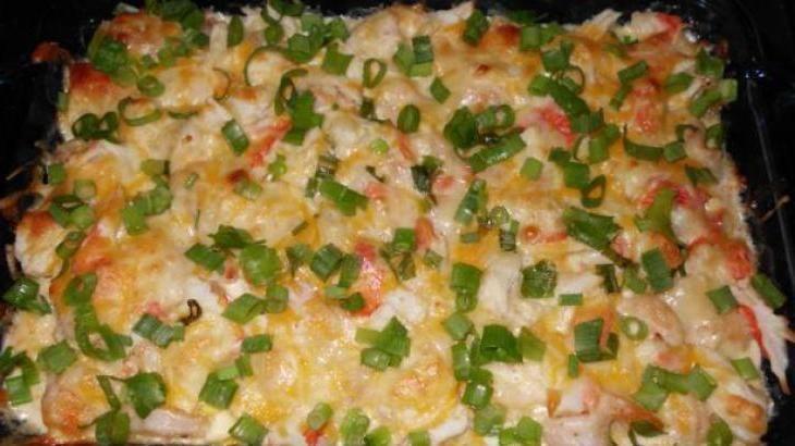 Low Carb Seafood Casserole  Creamy Seafood Casserole Low Carb Recipe