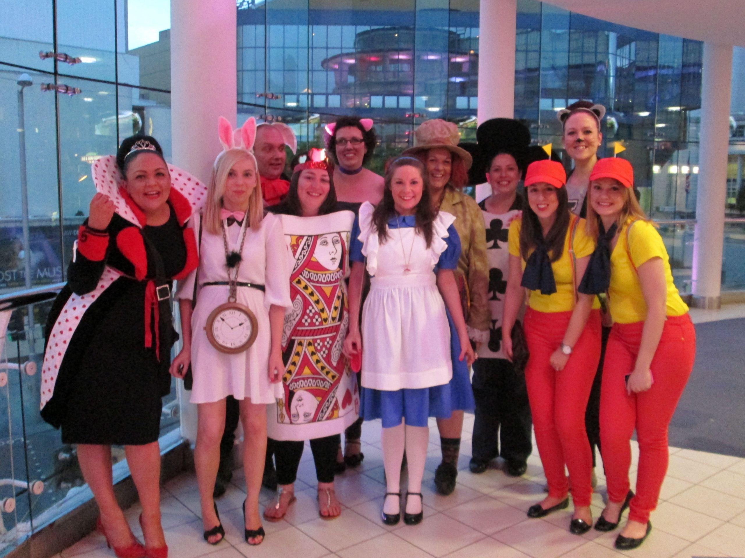 Mad Hatter Tea Party Costume Ideas  Alice In Wonderland fancy dress