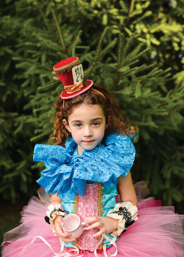 Mad Hatter Tea Party Costume Ideas  Mad Hatter s Alice in Wonderland Tea Party Hostess with