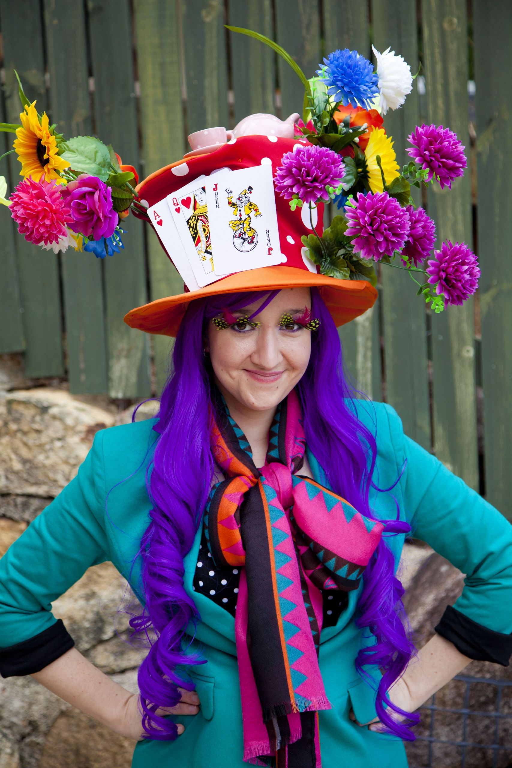 Mad Hatter Tea Party Costume Ideas  My Mad Hatter Costume