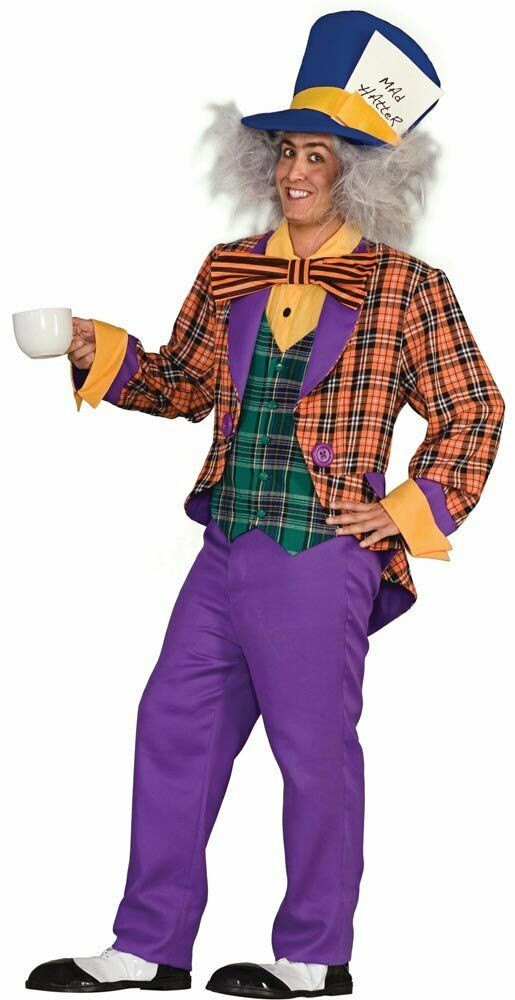 Mad Hatter Tea Party Costume Ideas  Mad Hatter Alice in Wonderland Tea Party Crazy Dress Up