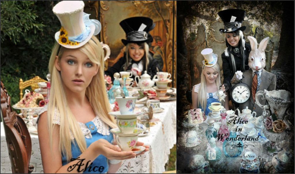 Mad Hatter Tea Party Costume Ideas  Alice in Wonderland Mad Hatters Tea Party Ideas