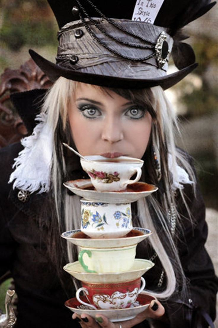Mad Hatter Tea Party Costume Ideas  Mad Hatter female version