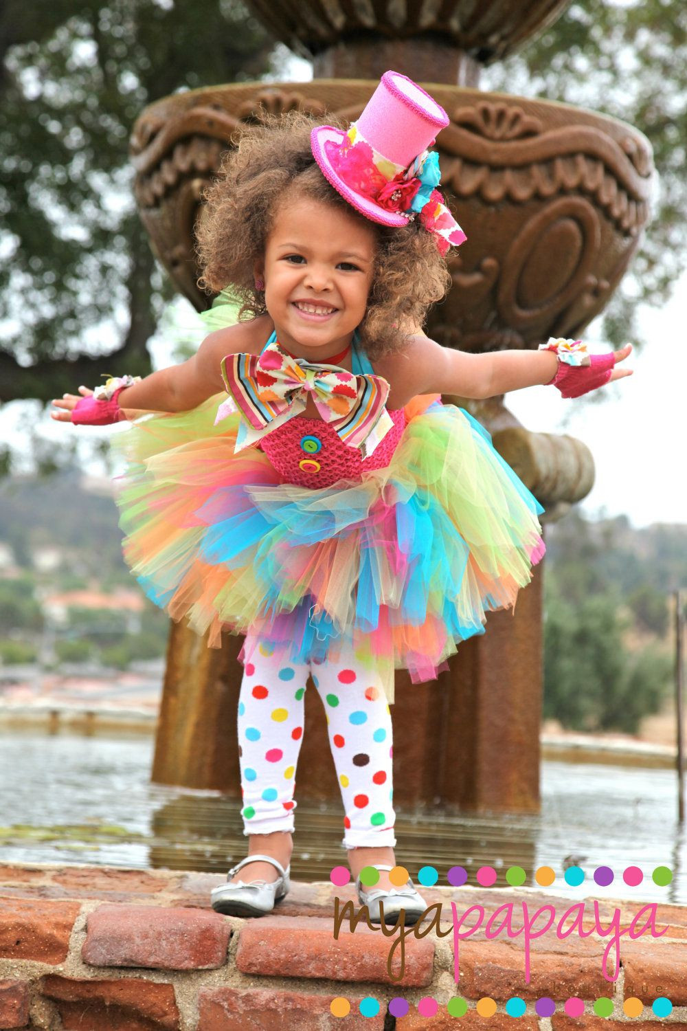 Mad Hatter Tea Party Costume Ideas  Mad Hatter Costume Tutu Dress 12months 5t Alice in