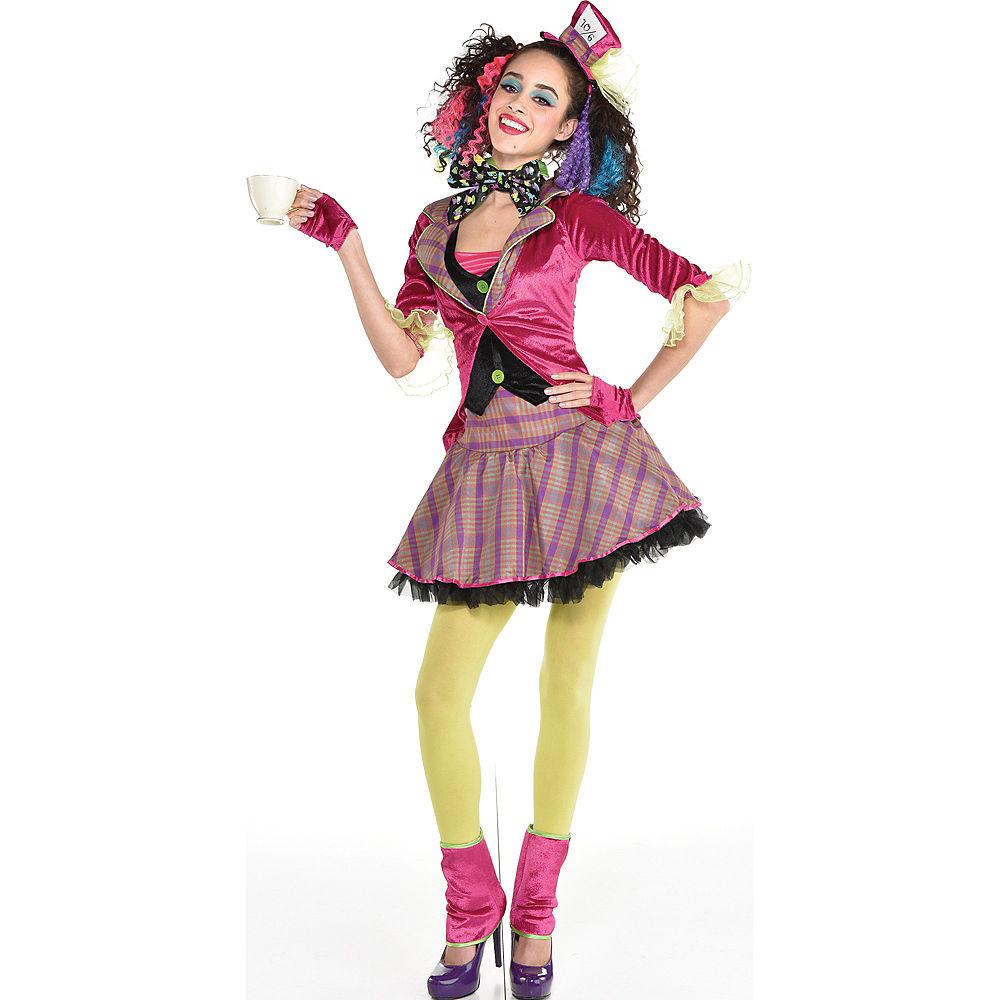 Mad Hatter Tea Party Costume Ideas  Adult Girls Teatime Mad Hatter Costume