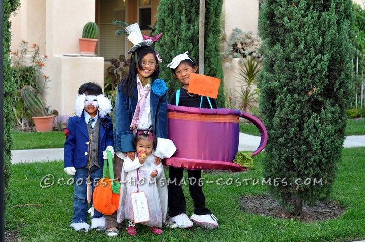 Mad Hatter Tea Party Costume Ideas  1000 images about Book Character Costumes on Pinterest