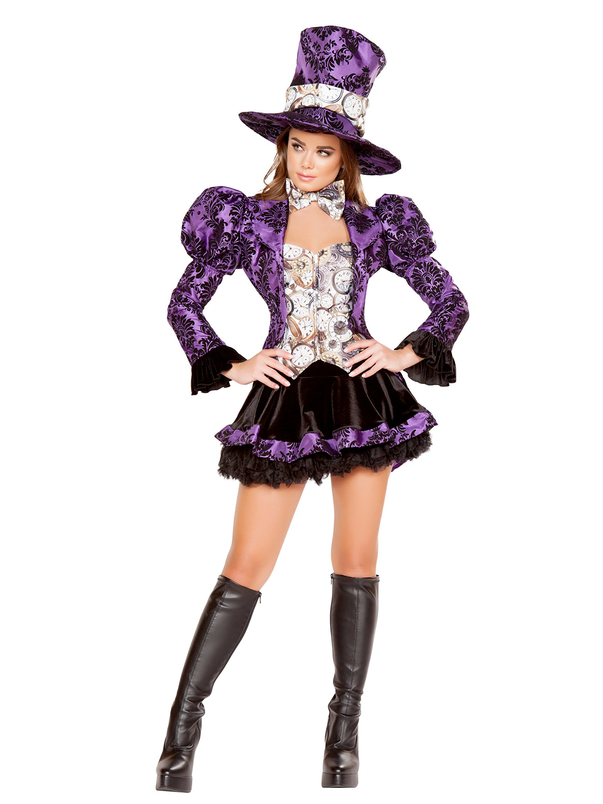 Mad Hatter Tea Party Costume Ideas  Tea Party Cutie Costume y Mad Hatter Costume Funtober