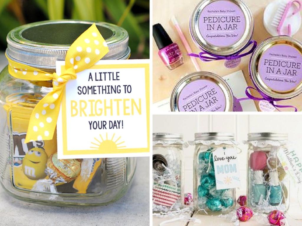 Mason Jar Birthday Gift Ideas  23 Mason Jar Gift Ideas Perfect for Any Occasion She