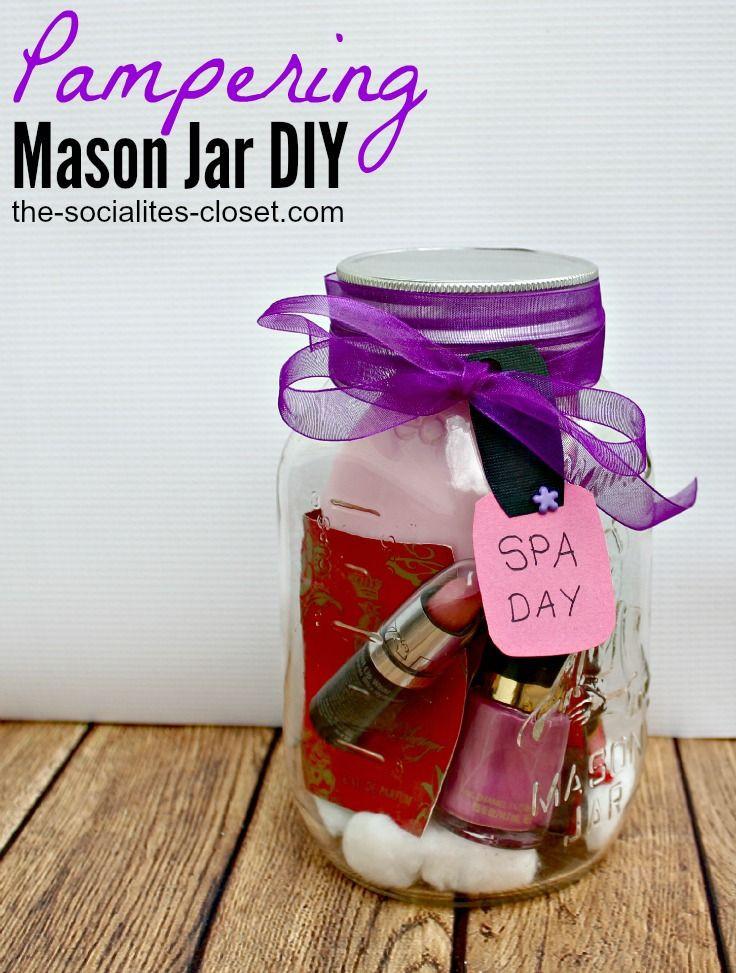 Mason Jar Birthday Gift Ideas  25 Mason Jar Gift Ideas