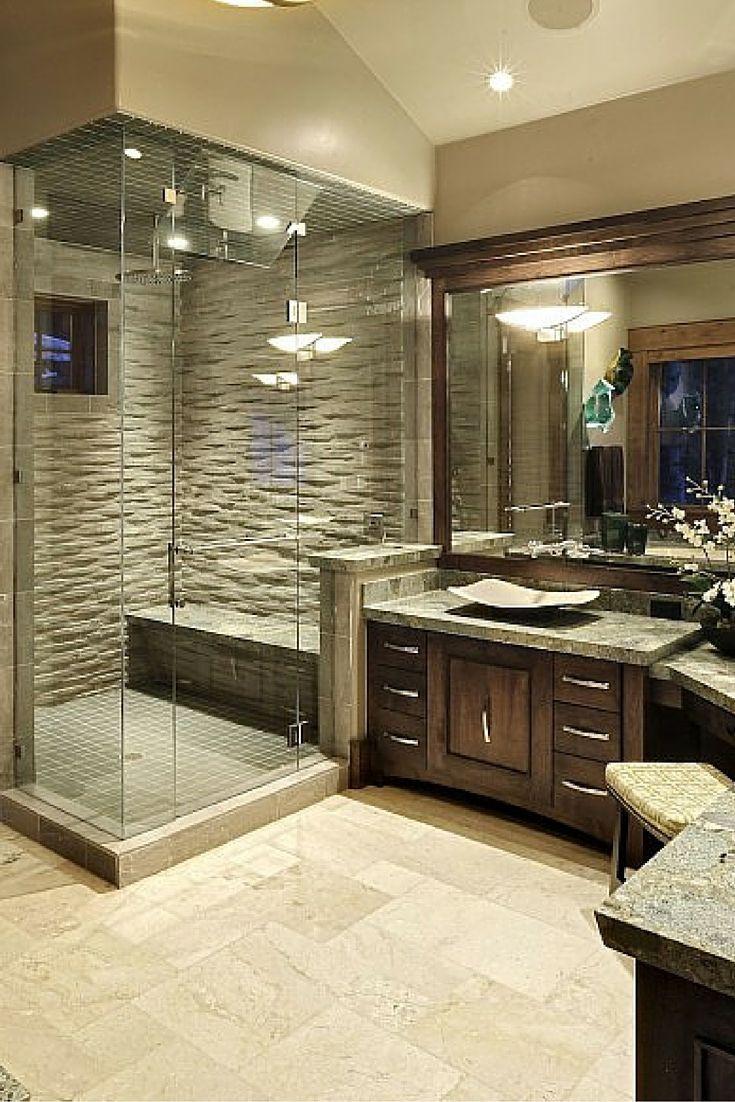 Master Bathroom Layout Plans  25 Extraordinary Master Bathroom Designs