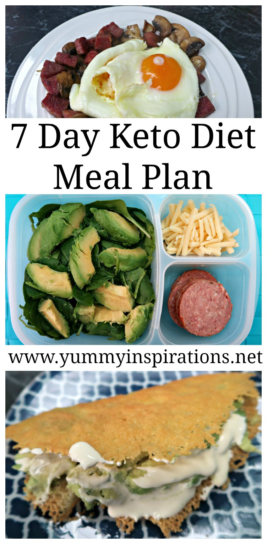 Menu For Keto Diet  7 Day Keto Diet Meal Plan Menu For Weight Loss Ketogenic